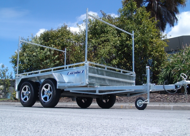 Commercial Tandem Axle