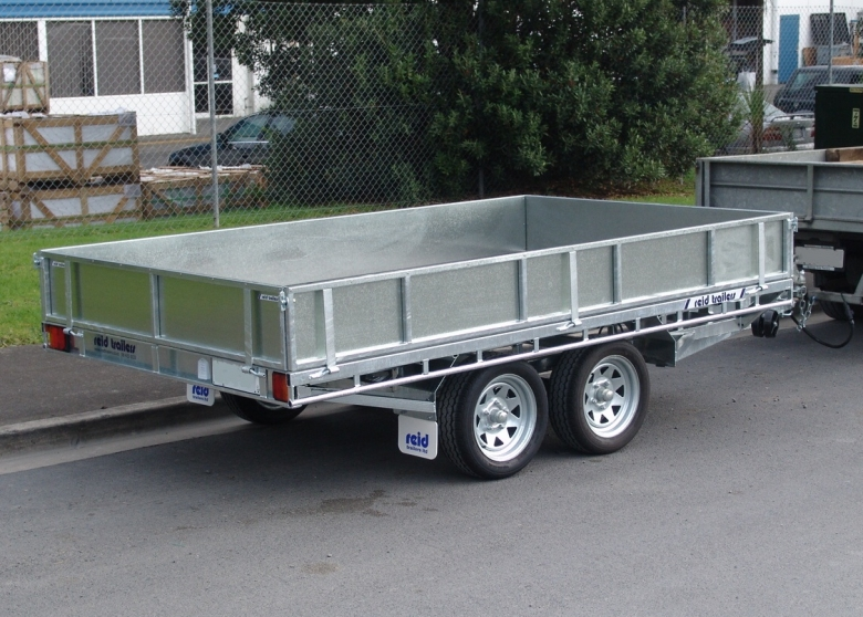 Deck over Trailer